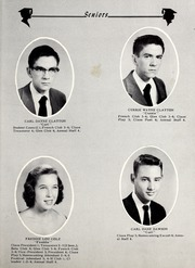 Page 13, 1955 Edition, Haw River High School - Indian Yearbook (Haw River, NC) online yearbook collection