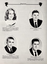 Page 14, 1955 Edition, Haw River High School - Indian Yearbook (Haw River, NC) online yearbook collection