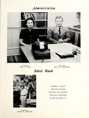 Page 7, 1955 Edition, Haw River High School - Indian Yearbook (Haw River, NC) online yearbook collection
