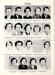 Page 8, 1955 Edition, Haw River High School - Indian Yearbook (Haw River, NC) online yearbook collection