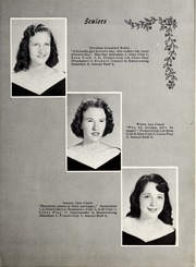 Page 13, 1957 Edition, Haw River High School - Indian Yearbook (Haw River, NC) online yearbook collection