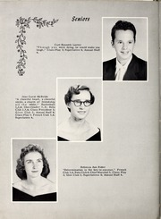 Page 16, 1957 Edition, Haw River High School - Indian Yearbook (Haw River, NC) online yearbook collection