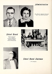 Page 8, 1957 Edition, Haw River High School - Indian Yearbook (Haw River, NC) online yearbook collection