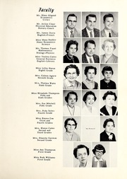 Page 9, 1957 Edition, Haw River High School - Indian Yearbook (Haw River, NC) online yearbook collection
