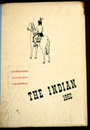 Page 1, 1962 Edition, Haw River High School - Indian Yearbook (Haw River, NC) online yearbook collection