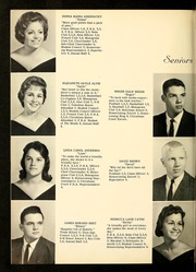 Page 12, 1962 Edition, Haw River High School - Indian Yearbook (Haw River, NC) online yearbook collection
