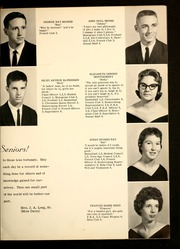 Page 15, 1962 Edition, Haw River High School - Indian Yearbook (Haw River, NC) online yearbook collection