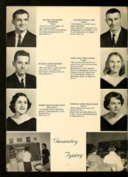 Page 16, 1962 Edition, Haw River High School - Indian Yearbook (Haw River, NC) online yearbook collection