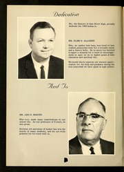 Page 6, 1962 Edition, Haw River High School - Indian Yearbook (Haw River, NC) online yearbook collection