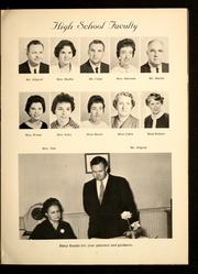 Page 9, 1962 Edition, Haw River High School - Indian Yearbook (Haw River, NC) online yearbook collection