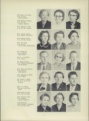 Page 13, 1959 Edition, Colfax High School - Echoes Yearbook (Colfax, NC) online yearbook collection
