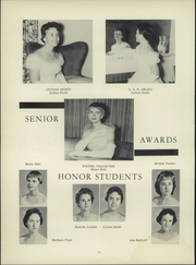 Page 14, 1959 Edition, Colfax High School - Echoes Yearbook (Colfax, NC) online yearbook collection