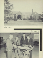 Page 9, 1959 Edition, Colfax High School - Echoes Yearbook (Colfax, NC) online yearbook collection