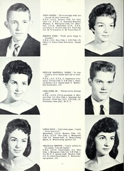Page 16, 1959 Edition, Endy High School - Endyan Yearbook (Albemarle, NC) online yearbook collection