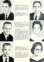 Page 17, 1959 Edition, Endy High School - Endyan Yearbook (Albemarle, NC) online yearbook collection