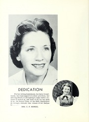 Page 6, 1959 Edition, Endy High School - Endyan Yearbook (Albemarle, NC) online yearbook collection
