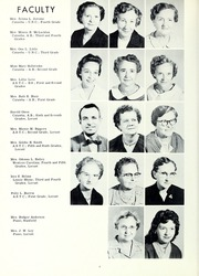 Page 10, 1959 Edition, Stanfield High School - Echoes Yearbook (Stanfield, NC) online yearbook collection