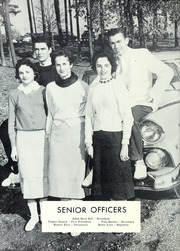 Page 12, 1959 Edition, Stanfield High School - Echoes Yearbook (Stanfield, NC) online yearbook collection