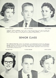 Page 13, 1959 Edition, Stanfield High School - Echoes Yearbook (Stanfield, NC) online yearbook collection