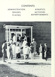Page 6, 1959 Edition, Stanfield High School - Echoes Yearbook (Stanfield, NC) online yearbook collection