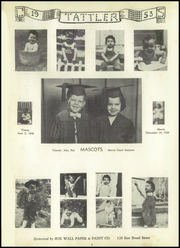 Page 12, 1953 Edition, Cool Spring High School - Tattler Yearbook (Cleveland, NC) online yearbook collection