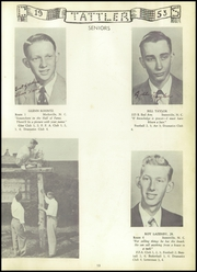 Page 17, 1953 Edition, Cool Spring High School - Tattler Yearbook (Cleveland, NC) online yearbook collection