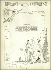 Page 6, 1953 Edition, Cool Spring High School - Tattler Yearbook (Cleveland, NC) online yearbook collection