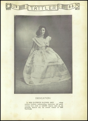 Page 7, 1953 Edition, Cool Spring High School - Tattler Yearbook (Cleveland, NC) online yearbook collection