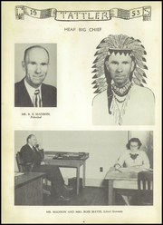 Page 8, 1953 Edition, Cool Spring High School - Tattler Yearbook (Cleveland, NC) online yearbook collection