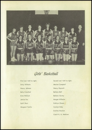 Page 59, 1955 Edition, Cool Spring High School - Tattler Yearbook (Cleveland, NC) online yearbook collection