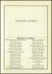 Page 65, 1955 Edition, Cool Spring High School - Tattler Yearbook (Cleveland, NC) online yearbook collection