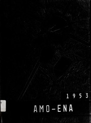 Page 1, 1953 Edition, Pleasant Grove High School - Amo Ena Yearbook (Burlington, NC) online yearbook collection