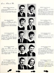Page 13, 1953 Edition, Pleasant Grove High School - Amo Ena Yearbook (Burlington, NC) online yearbook collection