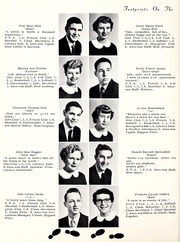 Page 14, 1953 Edition, Pleasant Grove High School - Amo Ena Yearbook (Burlington, NC) online yearbook collection
