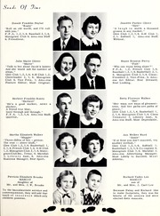 Page 15, 1953 Edition, Pleasant Grove High School - Amo Ena Yearbook (Burlington, NC) online yearbook collection