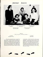 Page 17, 1953 Edition, Pleasant Grove High School - Amo Ena Yearbook (Burlington, NC) online yearbook collection