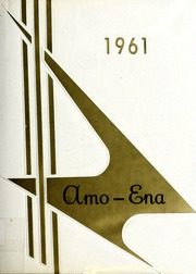 Page 1, 1961 Edition, Pleasant Grove High School - Amo Ena Yearbook (Burlington, NC) online yearbook collection