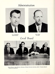 Page 10, 1961 Edition, Pleasant Grove High School - Amo Ena Yearbook (Burlington, NC) online yearbook collection