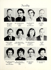 Page 11, 1961 Edition, Pleasant Grove High School - Amo Ena Yearbook (Burlington, NC) online yearbook collection