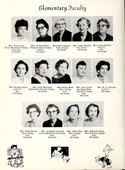 Page 12, 1961 Edition, Pleasant Grove High School - Amo Ena Yearbook (Burlington, NC) online yearbook collection