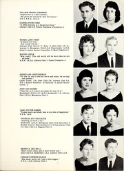 Page 15, 1961 Edition, Pleasant Grove High School - Amo Ena Yearbook (Burlington, NC) online yearbook collection