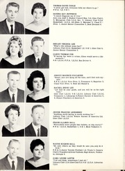 Page 16, 1961 Edition, Pleasant Grove High School - Amo Ena Yearbook (Burlington, NC) online yearbook collection