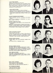 Page 17, 1961 Edition, Pleasant Grove High School - Amo Ena Yearbook (Burlington, NC) online yearbook collection