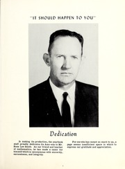 Page 9, 1961 Edition, Pleasant Grove High School - Amo Ena Yearbook (Burlington, NC) online yearbook collection
