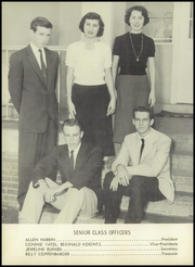 Page 14, 1956 Edition, Lewisville High School - La Ha Sa Yearbook (Lewisville, NC) online yearbook collection