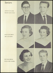 Page 15, 1956 Edition, Lewisville High School - La Ha Sa Yearbook (Lewisville, NC) online yearbook collection