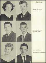 Page 16, 1956 Edition, Lewisville High School - La Ha Sa Yearbook (Lewisville, NC) online yearbook collection