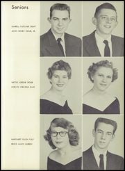 Page 17, 1956 Edition, Lewisville High School - La Ha Sa Yearbook (Lewisville, NC) online yearbook collection
