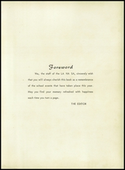 Page 5, 1956 Edition, Lewisville High School - La Ha Sa Yearbook (Lewisville, NC) online yearbook collection