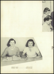 Page 6, 1956 Edition, Lewisville High School - La Ha Sa Yearbook (Lewisville, NC) online yearbook collection